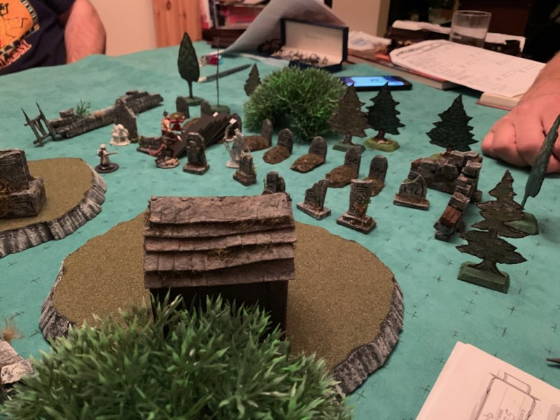 Graveyard dnd dm learn to play 5th ed